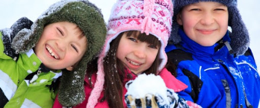 zimowi naukowcy